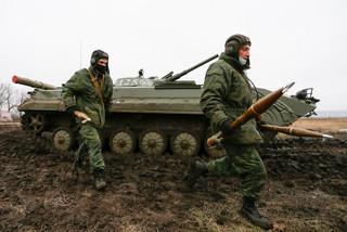 Koniec spokoju na Donbasie