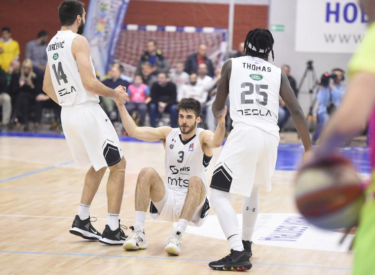 KK Mega, KK Partizan