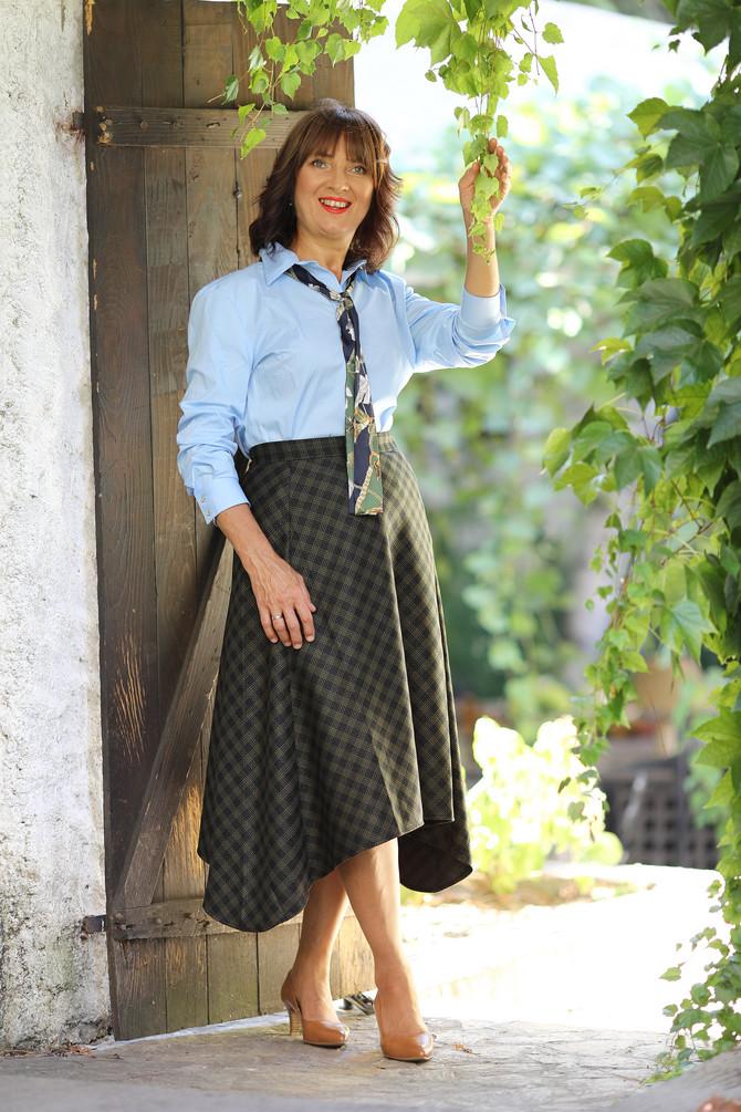 """Košulja i suknja TFY,  cipele """"Ragazza Classico"""""""