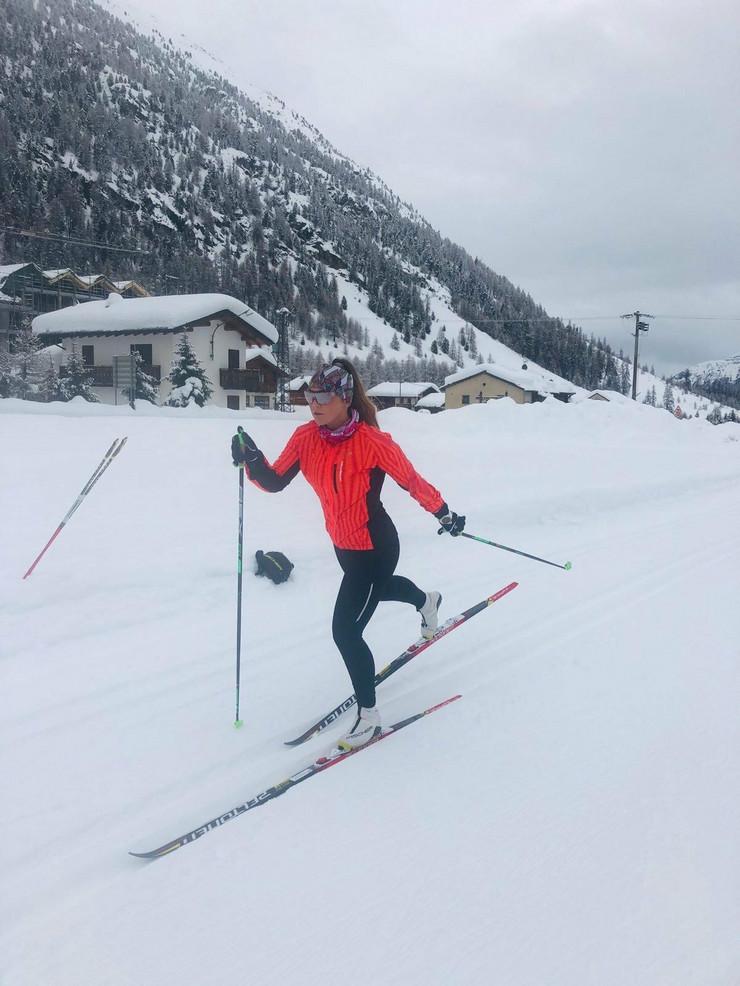 Nordijska skijašica Anja Ilić već se plasirala na Olimpijske igre u Pekingu
