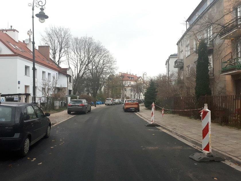 Wyremontowali ulicę Glińskiego!