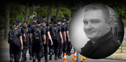Policjant zmarł na służbie. Tej śmierci można było uniknąć?