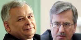 Pierwszy taki sondaż! Kaczyński prowadzi na finiszu