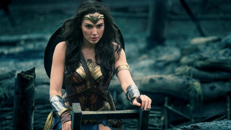 """Wonder Woman"": kadr z filmu"