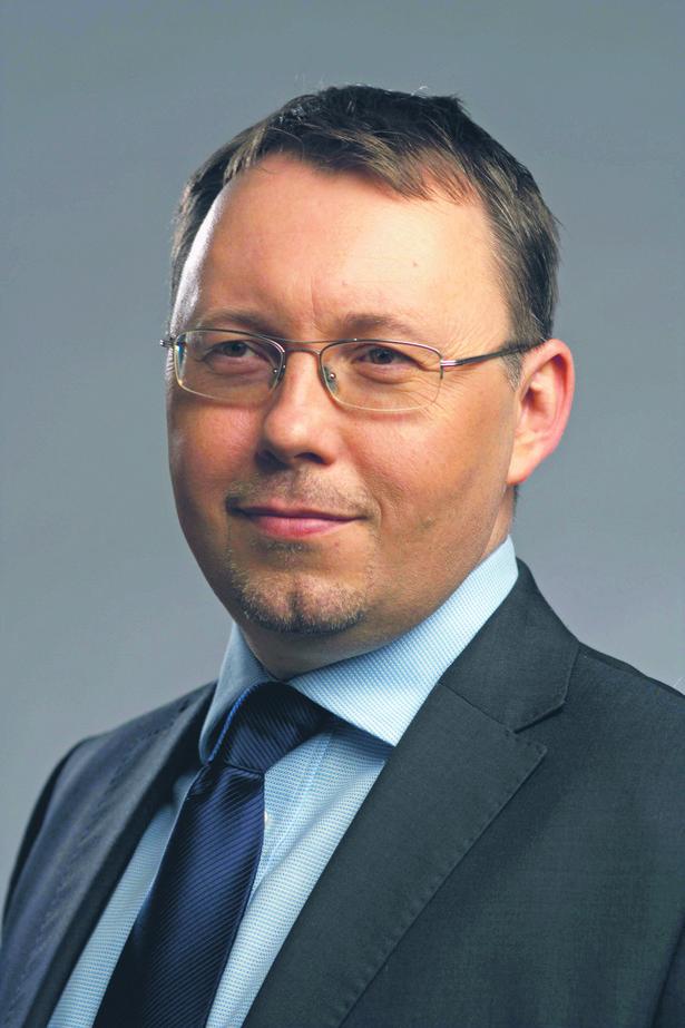 Andrzej Makuliński radca prawny w warszawskiej kancelarii Prokurent