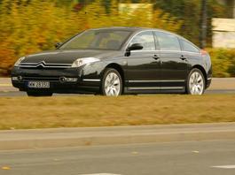 10-letnia limuzyna z mocnym dieslem - który samochód będzie najlepszym wyborem?