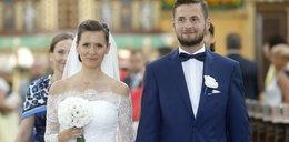 """Aktorka """"Na Wspólnej"""" wzięła ślub pod Tęczą"""