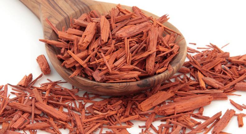 5 health benefits of Camwood (Sandalwood/Osun) you didn't know