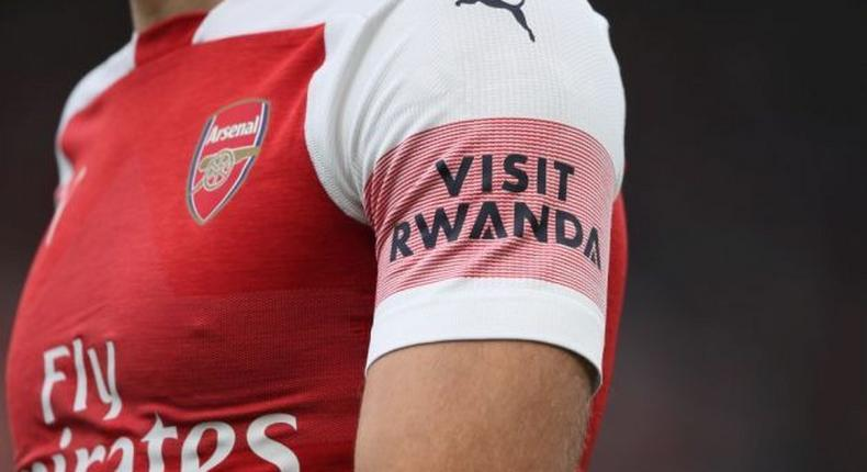 Visit Rwanda: Arsenal agree £10M-a-year sleeve deal for at least two more years, while the arrival of Messi at PSG is expected to boost tourism campaign