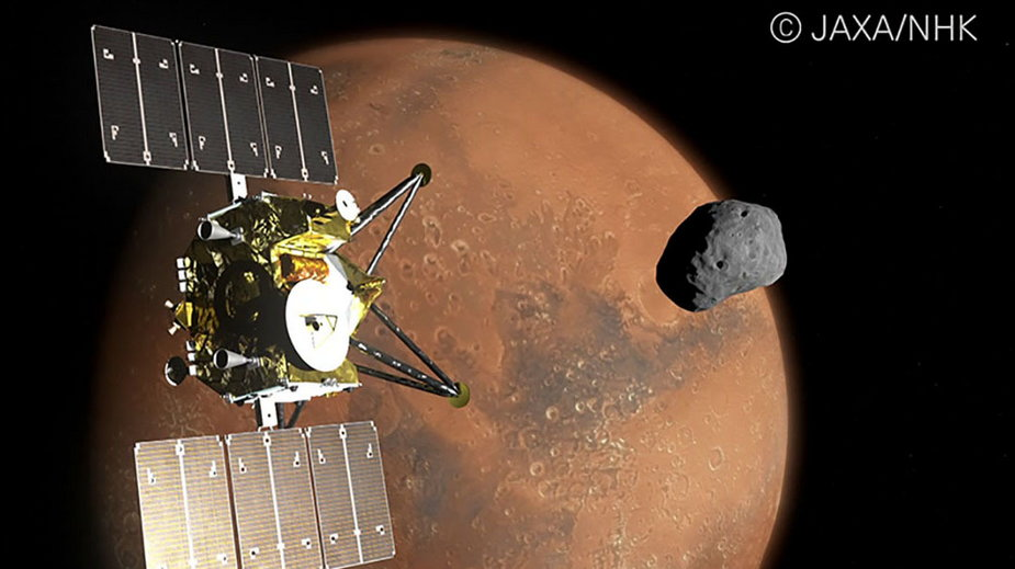 MMX (Martian Moons eXploration)