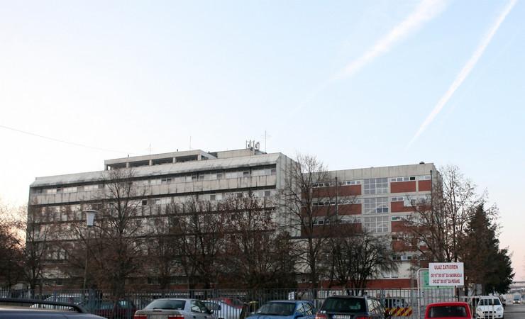 Bolnica, Čačak