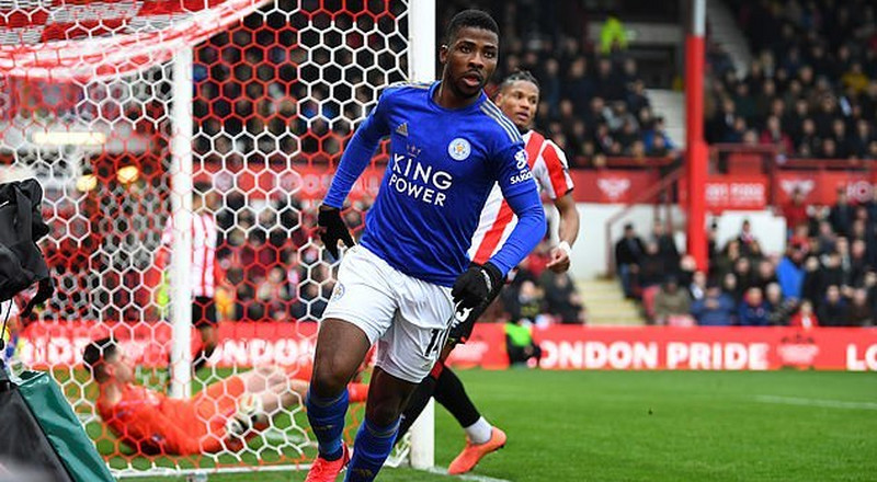 'He is getting better and better,' Leicester City coach Brenden Rodgers hails Kelechi Iheanacho