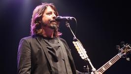 Dave Grohl z wokalistką Fleetwood Mac