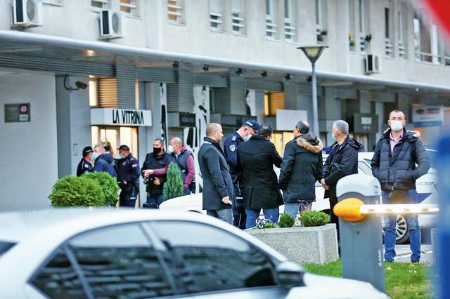 Mirković je ubijen u garaži u Belvilu