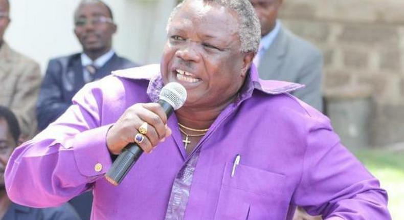 COTU boss Francis Atwoli