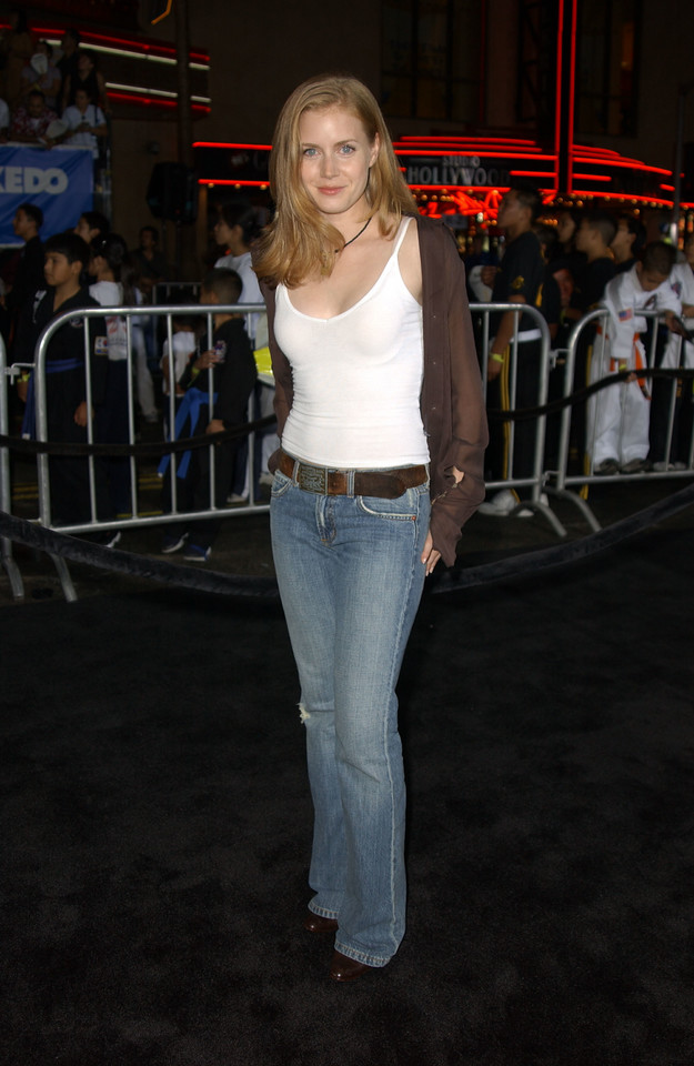 Amy Adams w 2002 roku