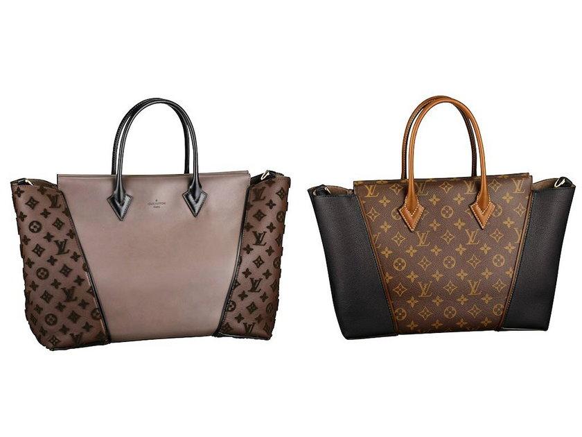 Model W Louis Vuitton
