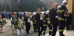 Pogrzeb ośmiu ofiar wybuchu w Szczyrku. Ten widok rozdziera serce