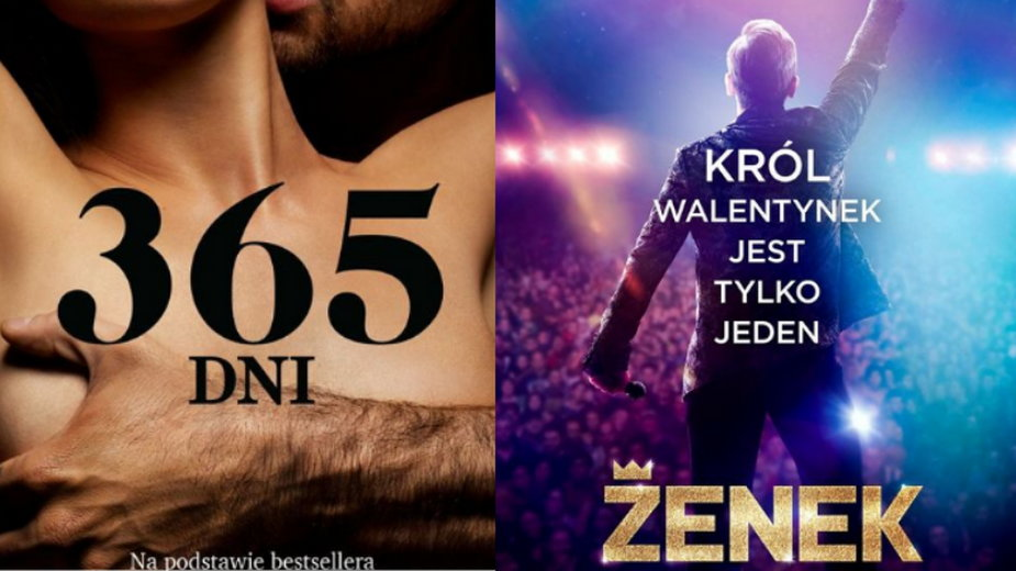 """365 dni"" i ""Zenek"" - plakaty"