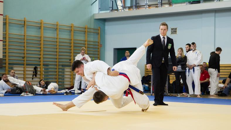 Akademickie Mistrzostwa Polski w judo