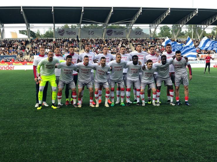 FK Crvena zvezda, FK Helsinki