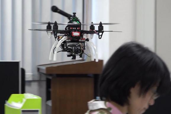 OVO IMA SAMO U JAPANU! Poslodavci koriste dronove koji zujanjem izluđuju radnike koji rade prekovremeno (VIDEO)