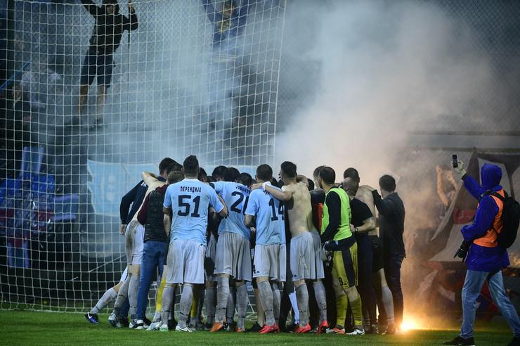 FK Zemun, FK Rad
