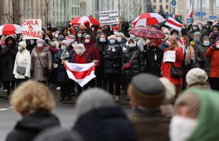 Jak Zachód może zareagować na prześladowania na Białorusi?