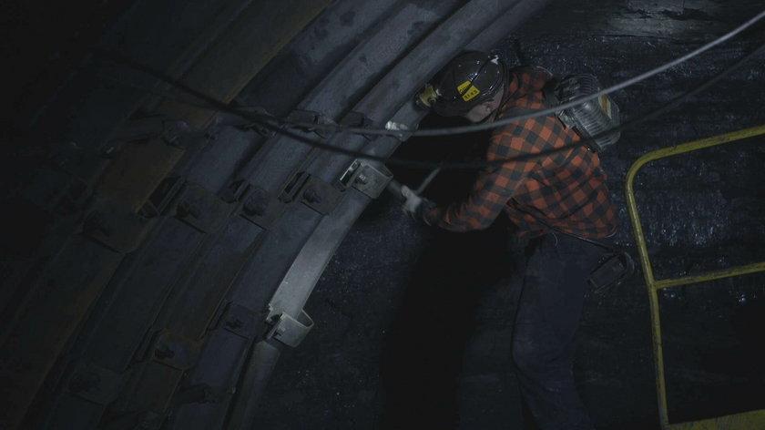 Saleta w kopalni