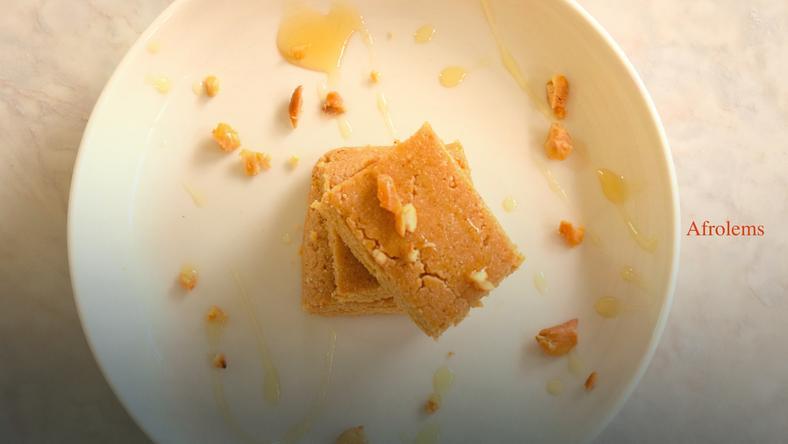 Kanyan liberian snack [Afrolems]