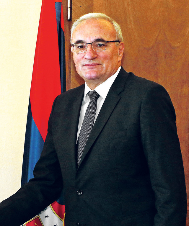 Tarzan Milošević, ambasador Crne Gore u Srbiji