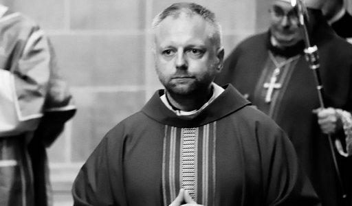 Ks. Paweł Mielecki nie żyje. Kapelan małopolskiej policji miał 42 lata