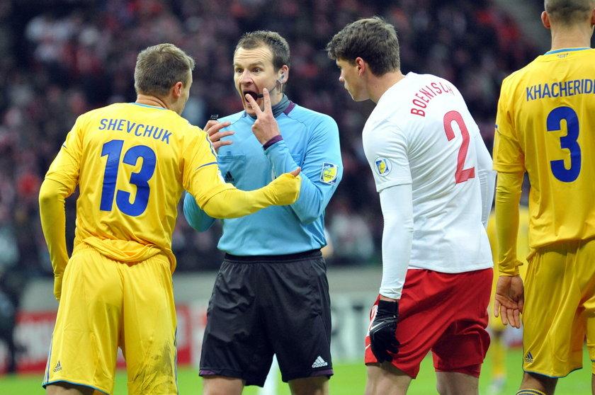 Czech poprowadzi mecz Legia – Real