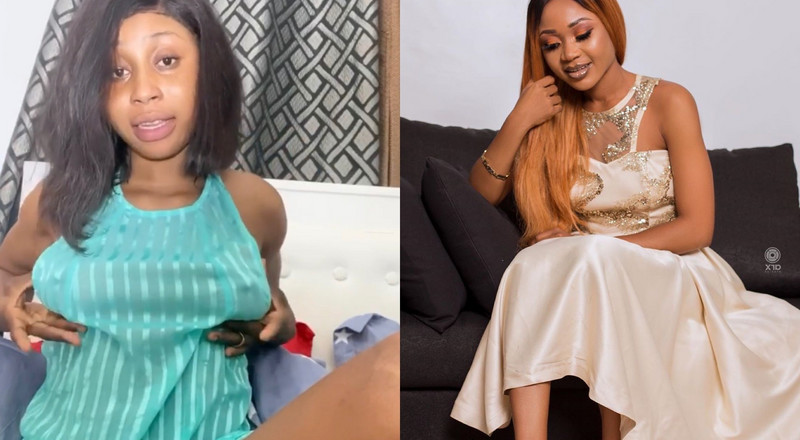 Go ahead and leak my nude - Akuapem Poloo's friend dares ex-boyfriend (WATCH)