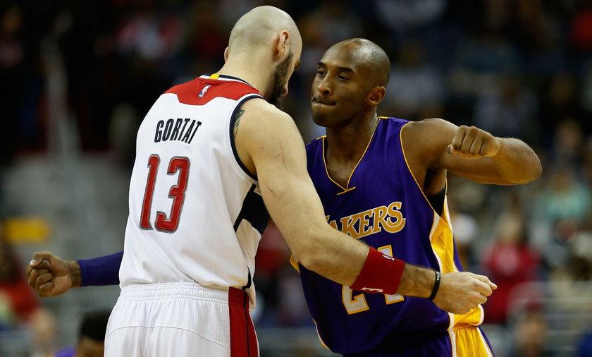 Marcin Gortat wstrząśnięty śmiercią Kobe'go Bryanta