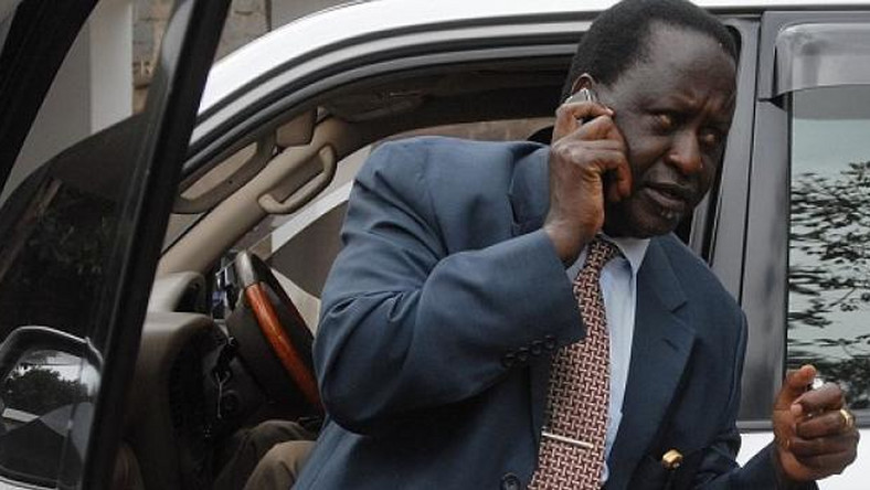 "How Raila chased out fake gold scammers after ""Matiang'i call"""