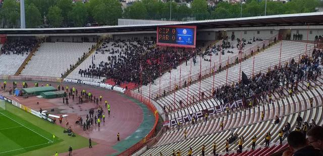 Navijači imaju jasnu poruku za čelnike Partizana