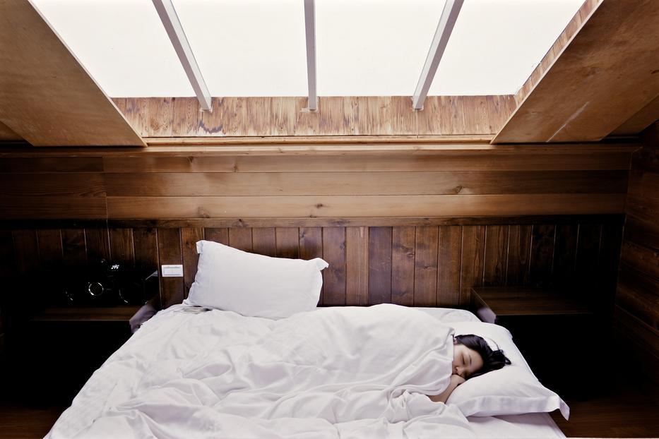 hogyan lefogytam alvás közben)