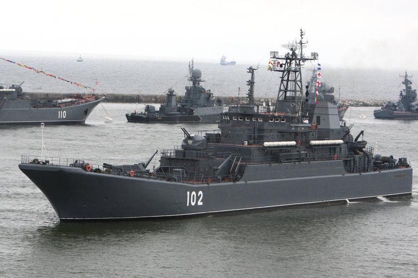 Rosja grozi Danii bronią atomową!