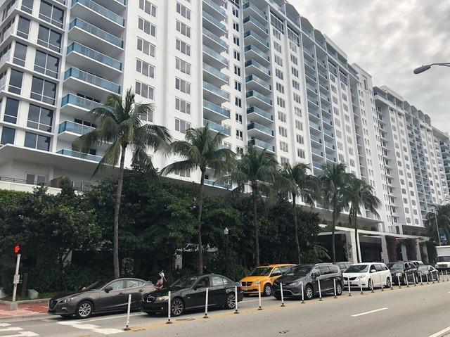 Hotel u Majamiju u kom su odseli Hari i Megan