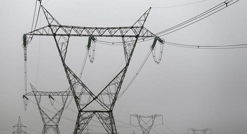Power transmission lines (REUTERS/Amr Abdallah Dalsh)