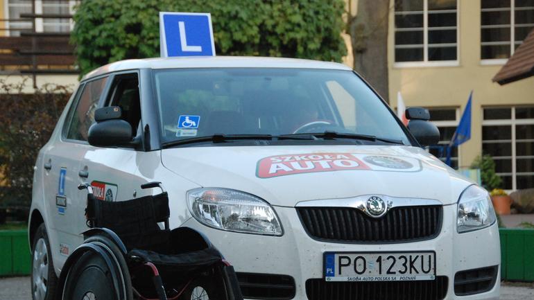 Škoda dla niepełnosprawnych