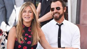 Jennifer Aniston i Justin Theroux nie byli małżeństwem?