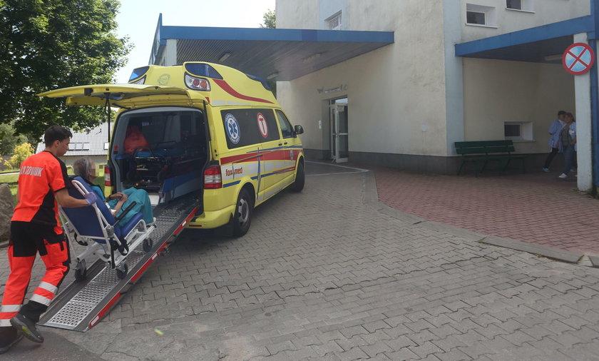 W szpitalu psychiatrycznym w Gdańsku nie dzieje się dobrze