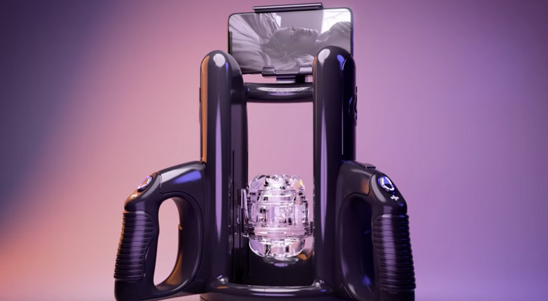 Fleshlight's Quickshot Launch Is the Most Elaborate Male Sex Toy We've Ever Seen
