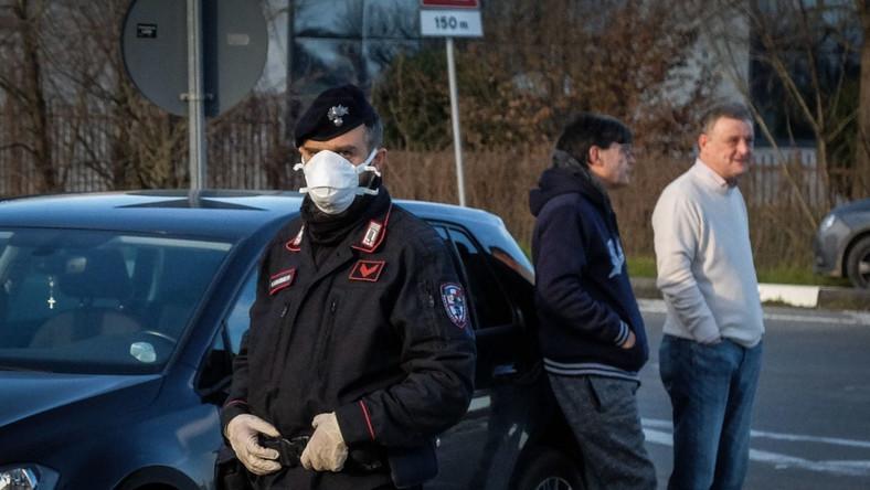 Bilans śmiertelnych ofiar w północnych Włoszech rośnie w olbrzymim tempie