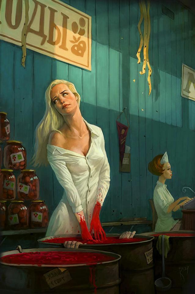 Waldemar von Kozak. Rosjanin, który tworzy przewrotne i prowokujące dzieła sztuki