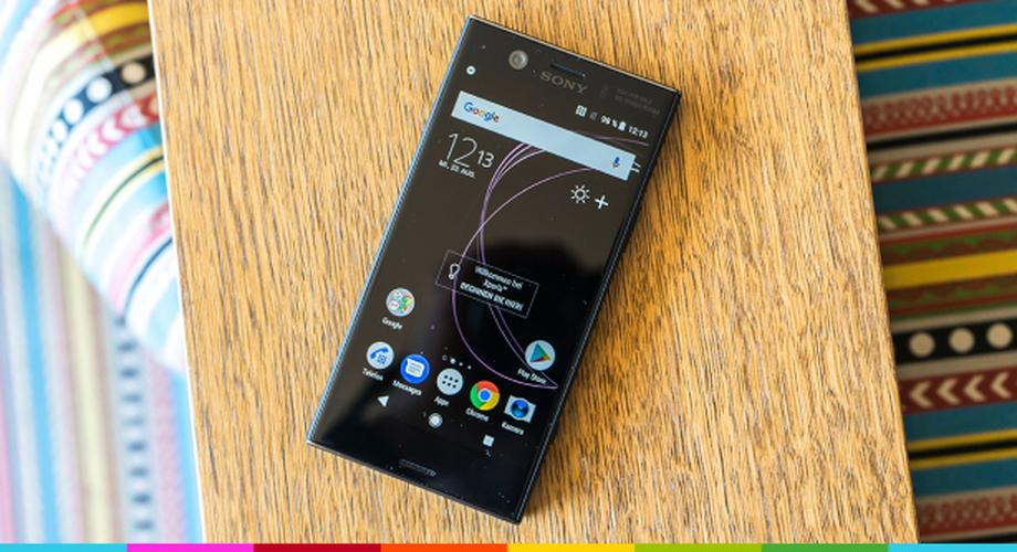 Hands-on: Sony Xperia XZ1 Compact – klein und stark