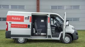 Poczta Polska kupuje 226 opancerzonych samochodów