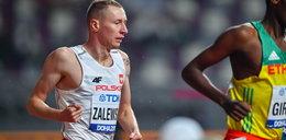 Krystian Zalewski mierzy w rekord Polski w maratonie. Ten człowiek chce odpalić bombę!